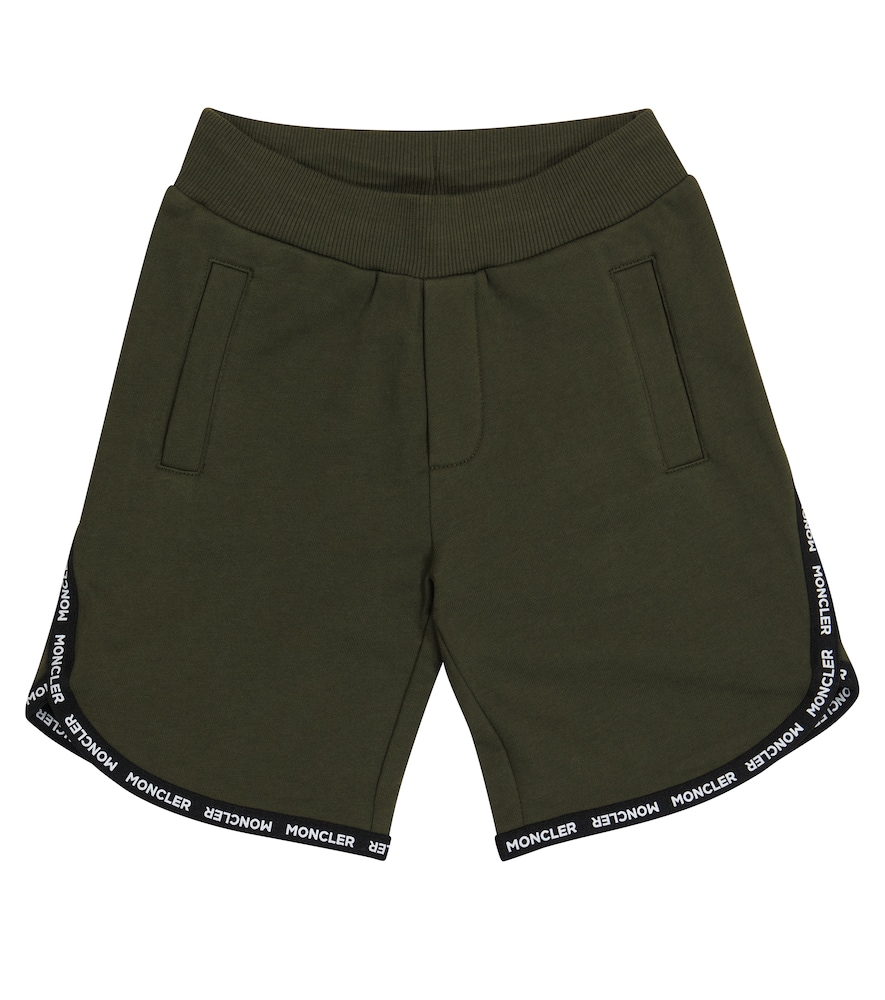 Moncler COTTON JERSEY SHORTS