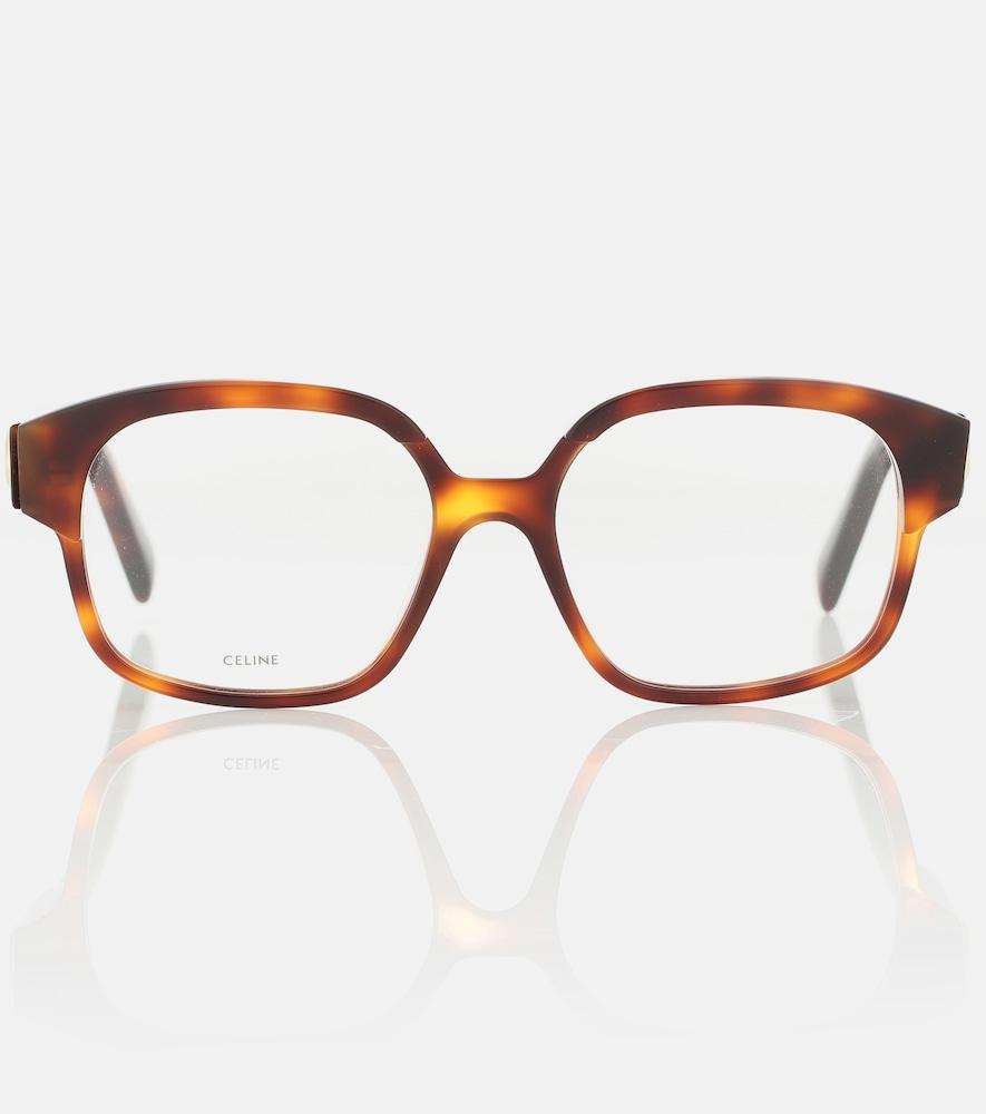 Maillon Triomphe square glasses