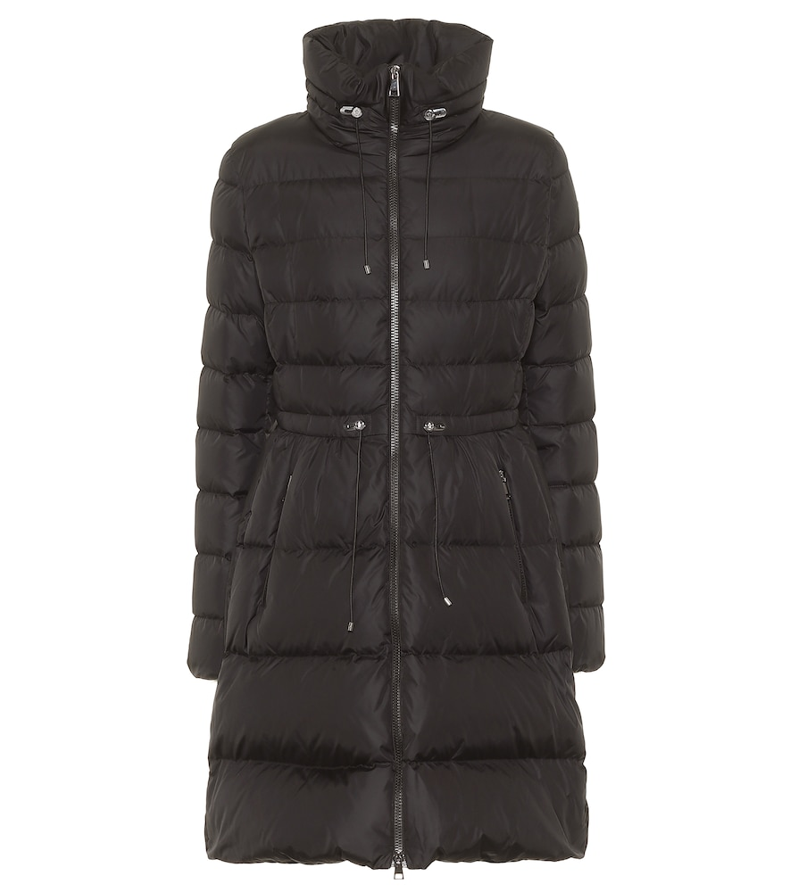 Malban quilted down coat