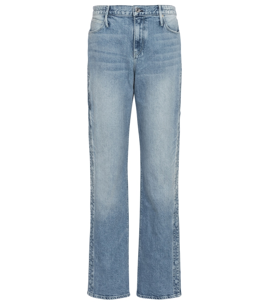 Rta MICHAEL HIGH-RISE STRAIGHT JEANS