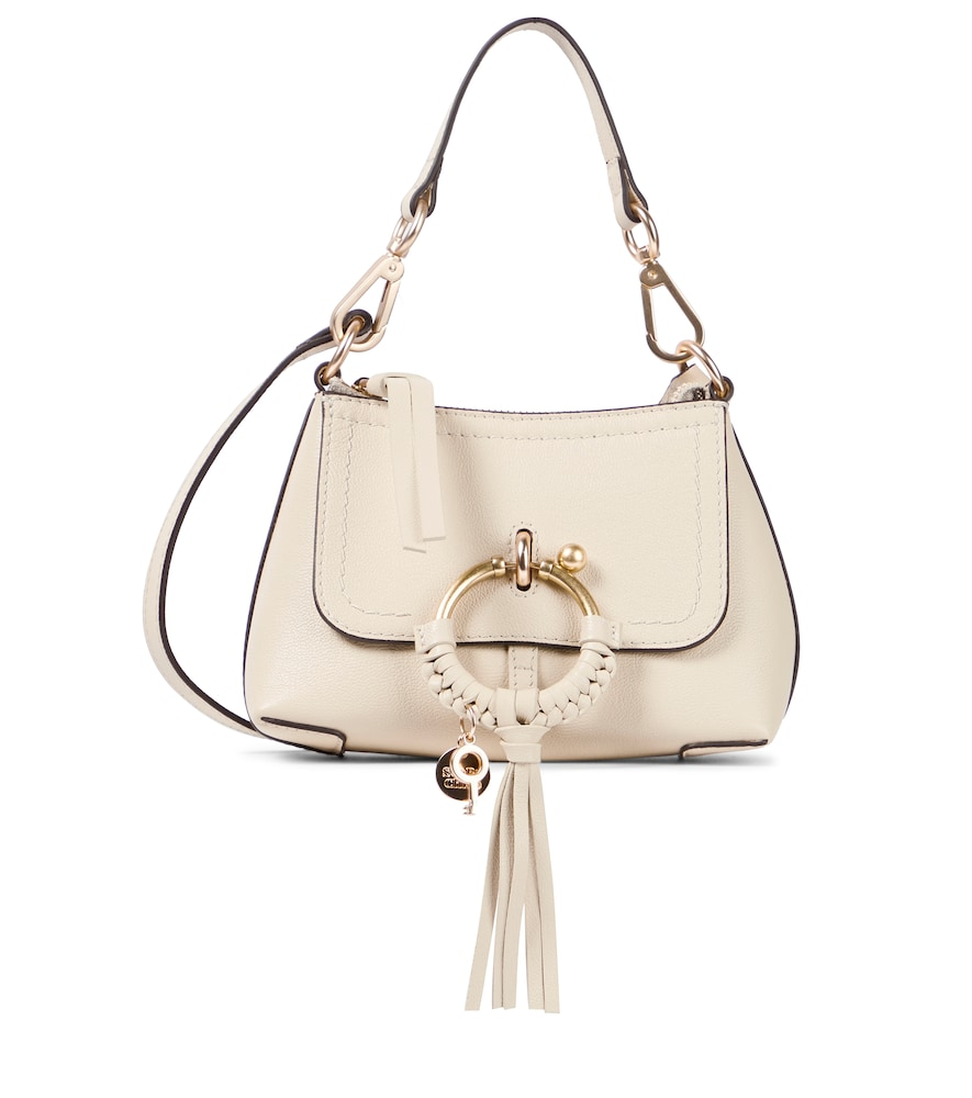 SEE BY CHLOE | Joan Small leather shoulder bag | Goxip