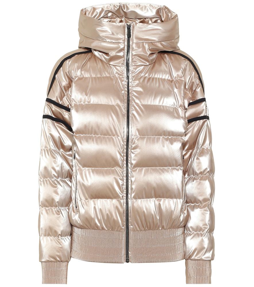 Abby padded ski jacket