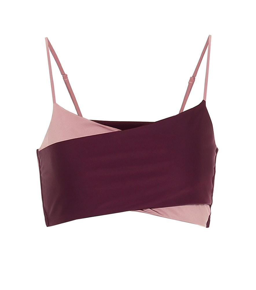 Radiant sports bra