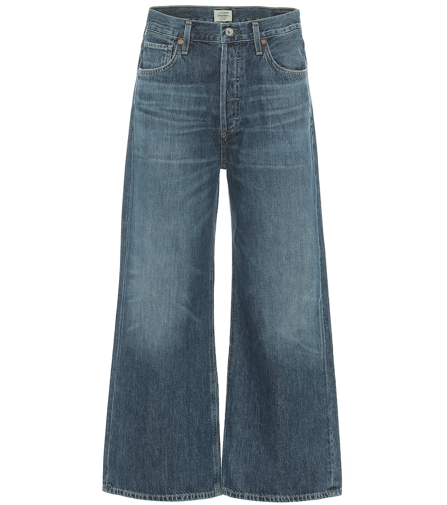 Citizens Of Humanity Jeans SACHA HIGH-RISE WIDE-LEG JEANS