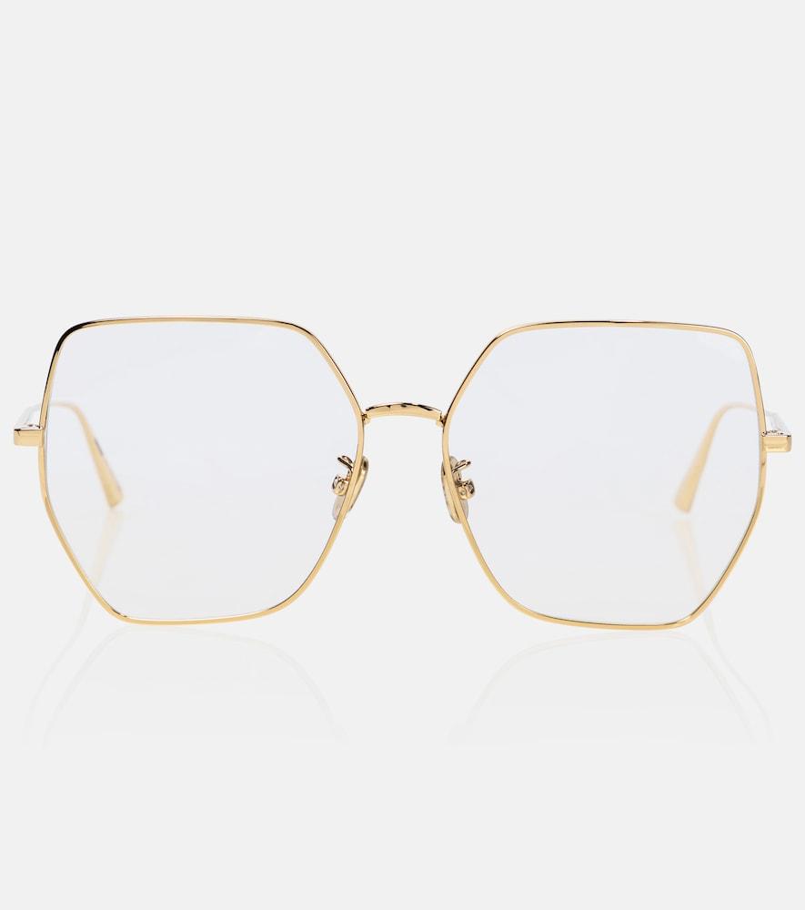 GemDiorO S2U oversized glasses