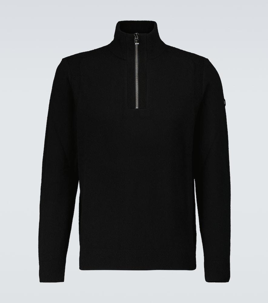 Darius cashmere-blend sweater