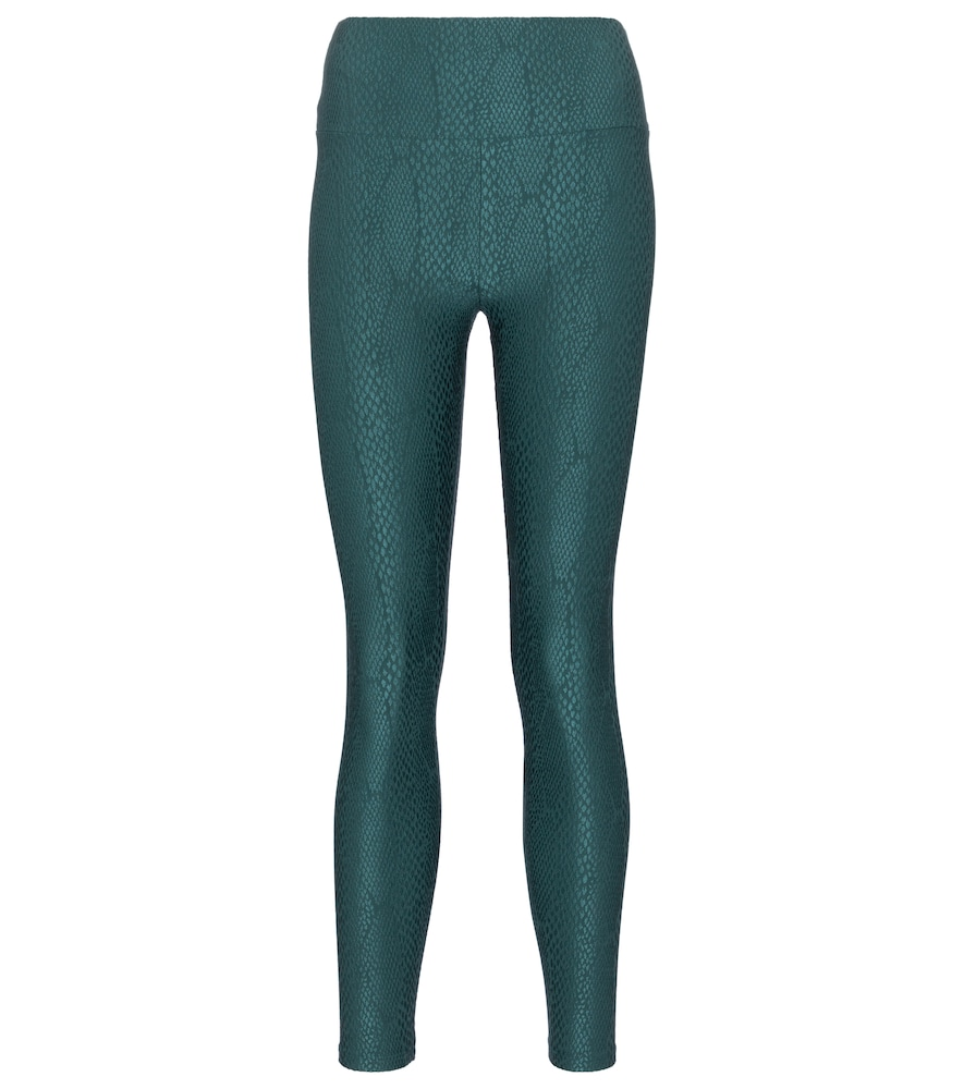 Viper high-rise leggings