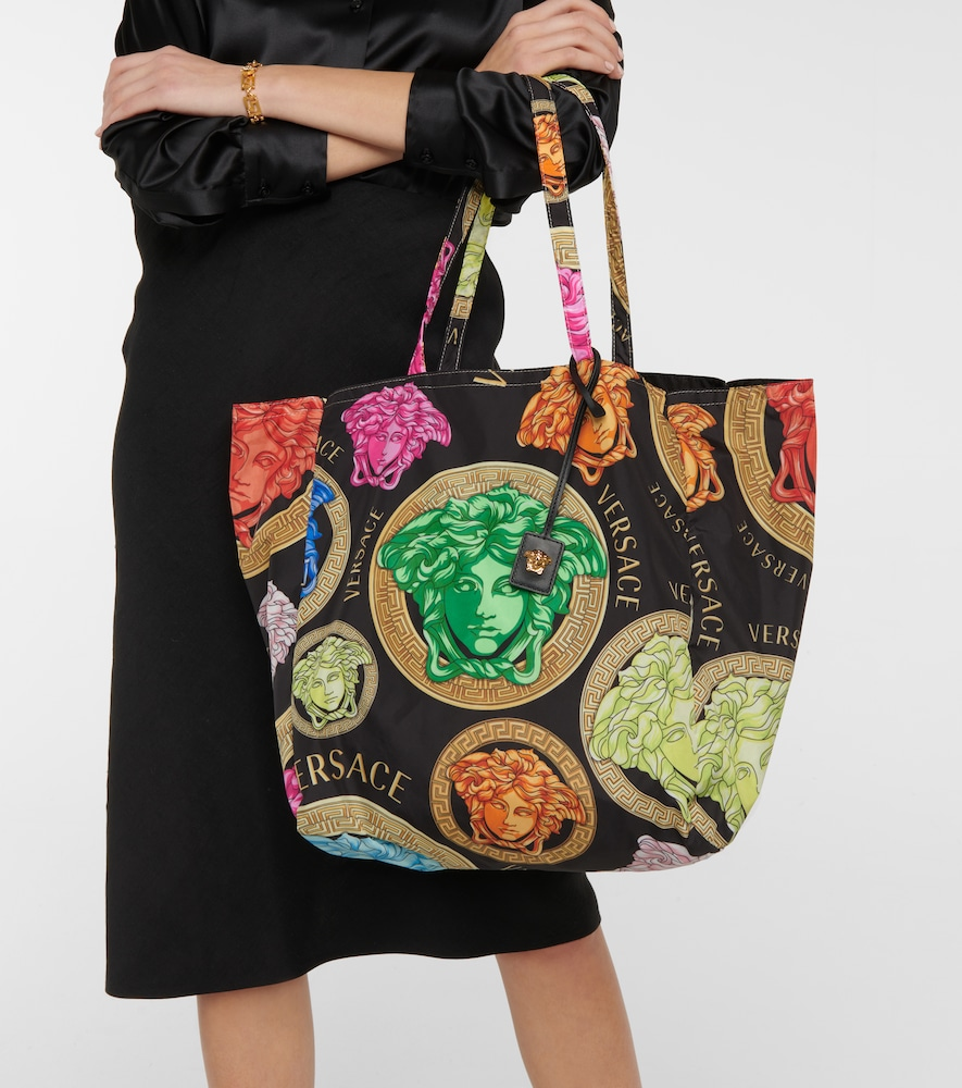 VERSACE Totes MEDUSA AMPLIFIED TOTE