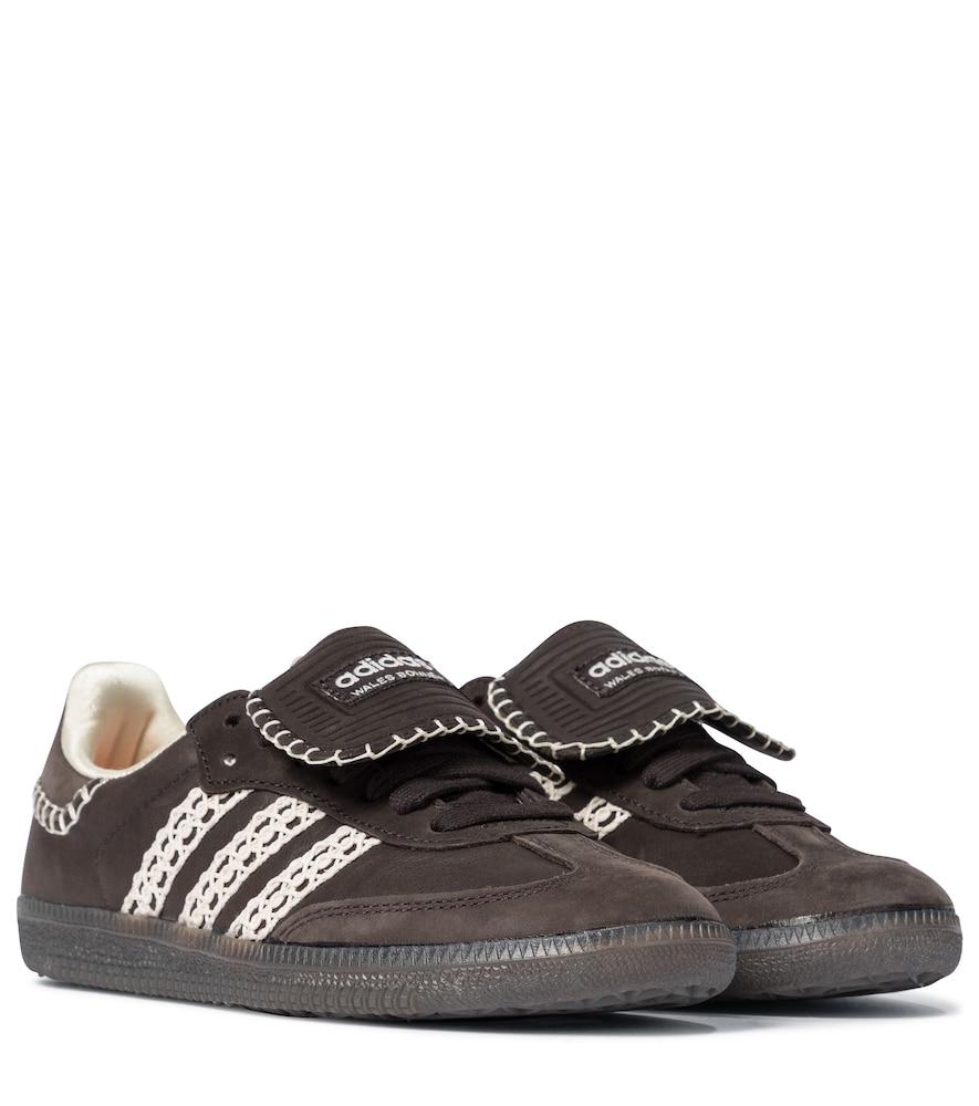 Adidas Originals Leathers X WALES BONNER SAMBA SNEAKERS