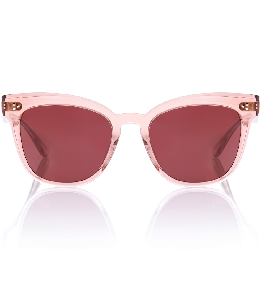 70a12bba27 Oliver Peoples Marianela Cat-Eye Sunglasses In Pink