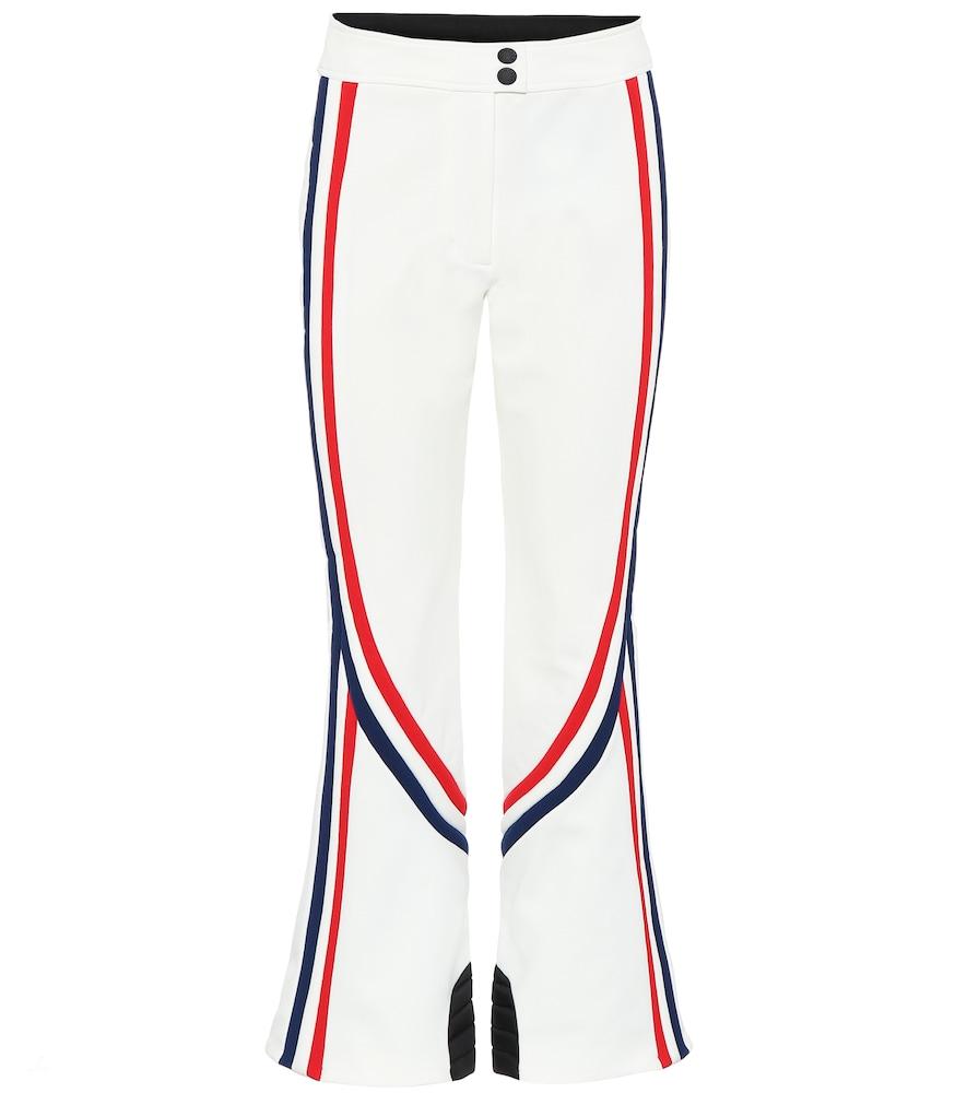Pantalon de ski évasé rayé - Moncler Grenoble - Modalova