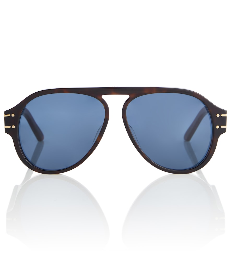DiorSignature A1U aviator sunglasses