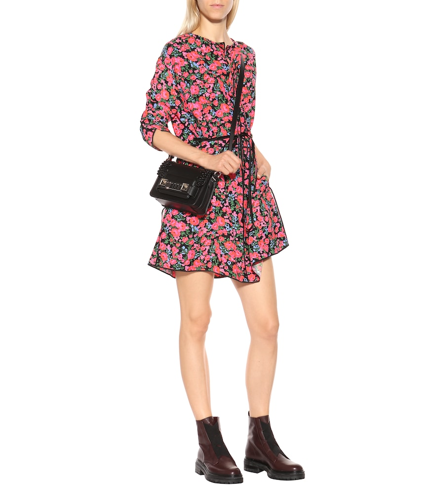 Floral dress by Marc Jacobs