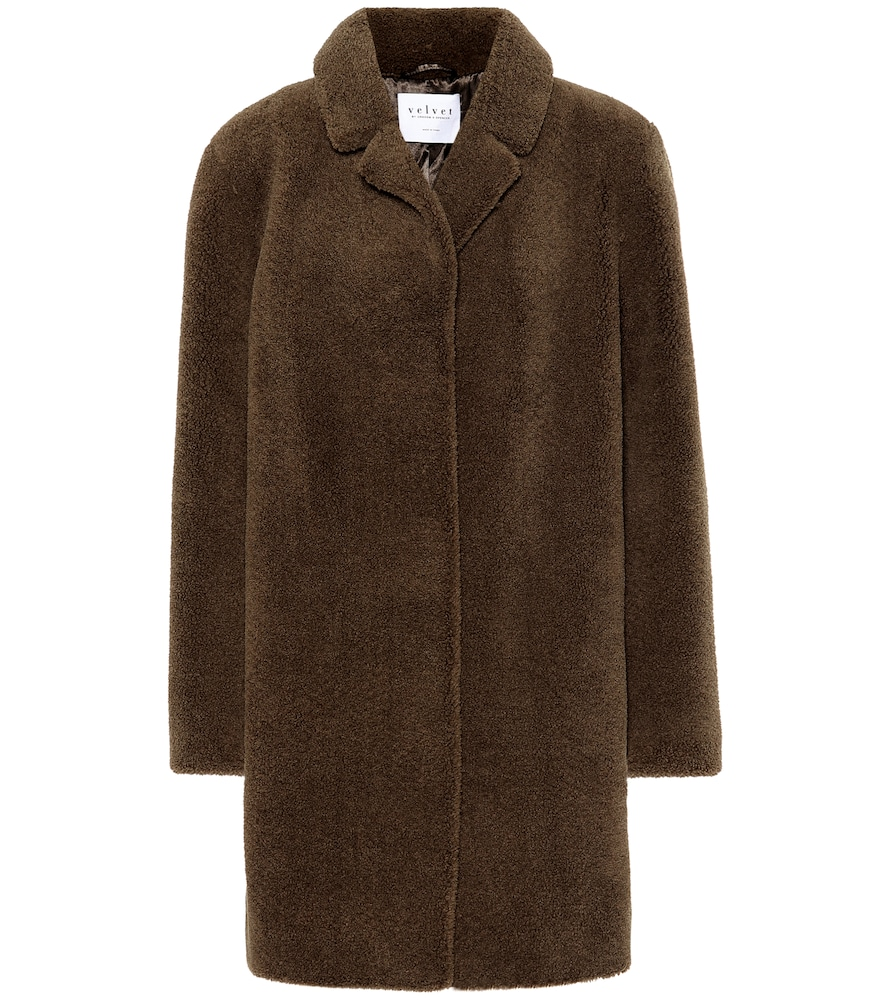 TRISHELLE FAUX FUR COAT