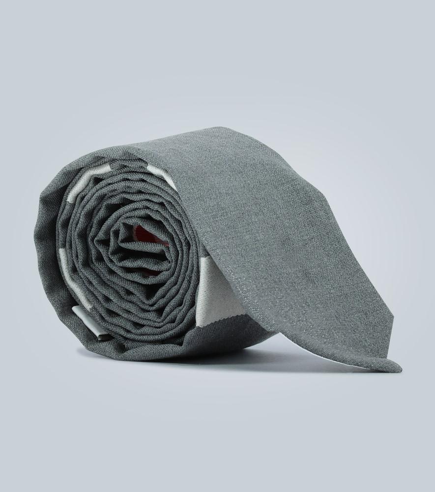 Cravate 4-Bar en laine