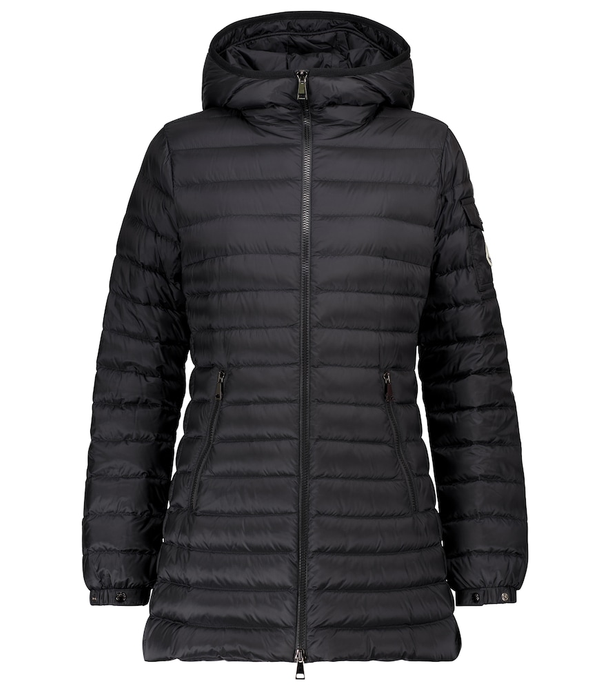 Ments quilted down jacket