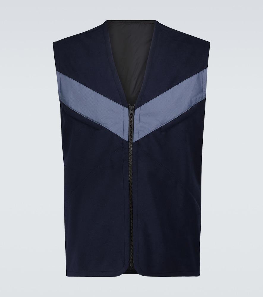 Backend vest
