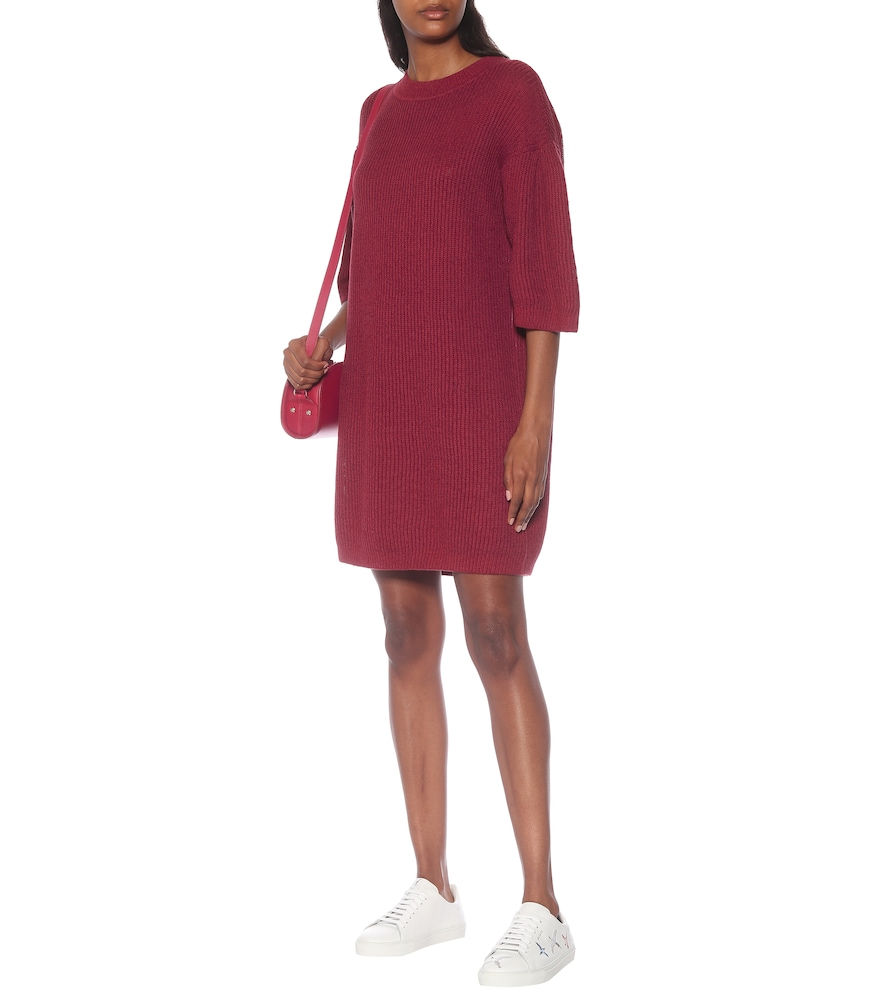 Linen and cotton midi dress by See By Chloé