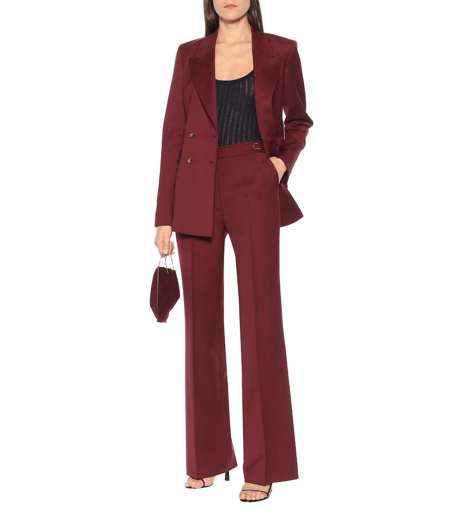 Angela stretch-wool blazer by Gabriela Hearst