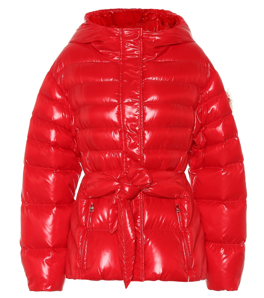 2a7e5bde5 Moncler Genius 4 Moncler Simone Rocha Lolly Belted Puffer Jacket In ...