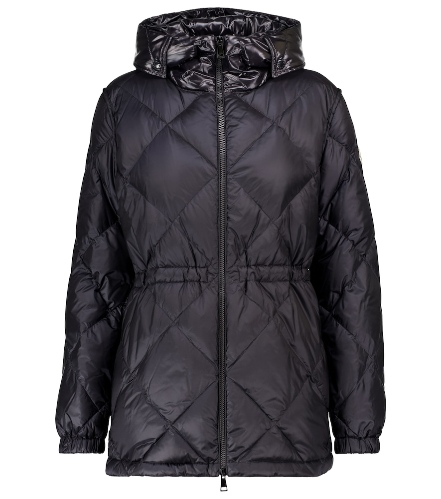Sargas quilted down jacket