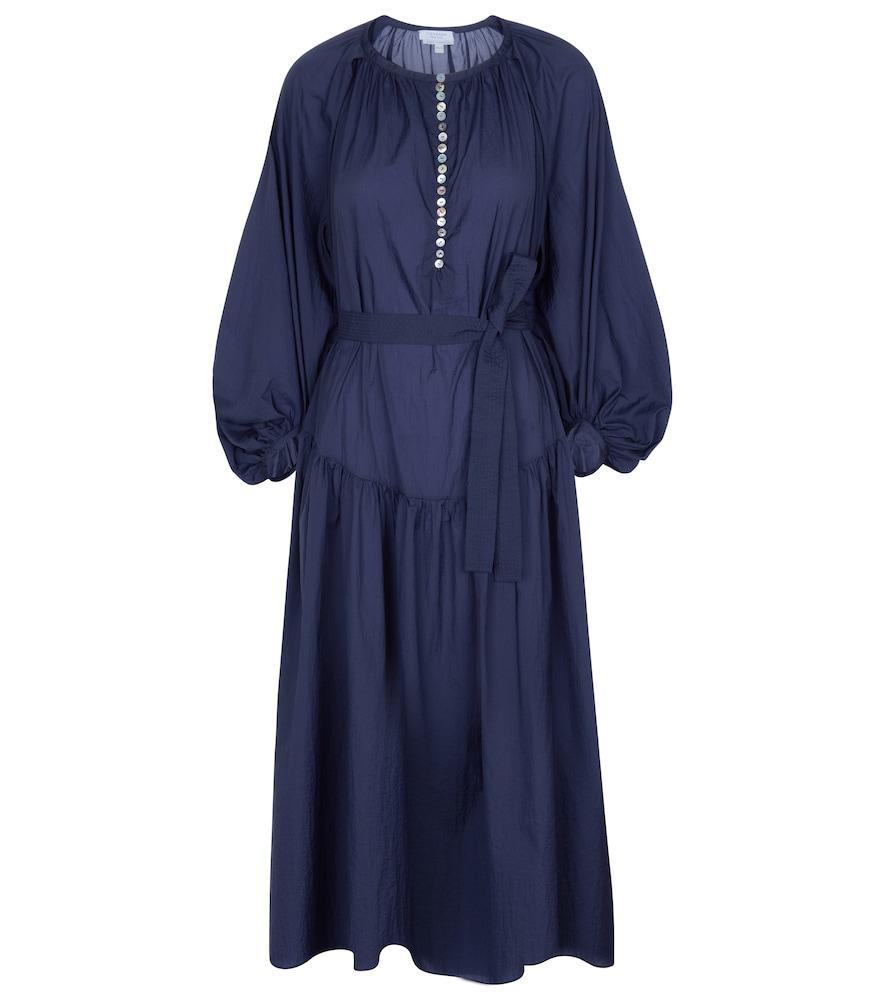 Ruth cotton midi dress