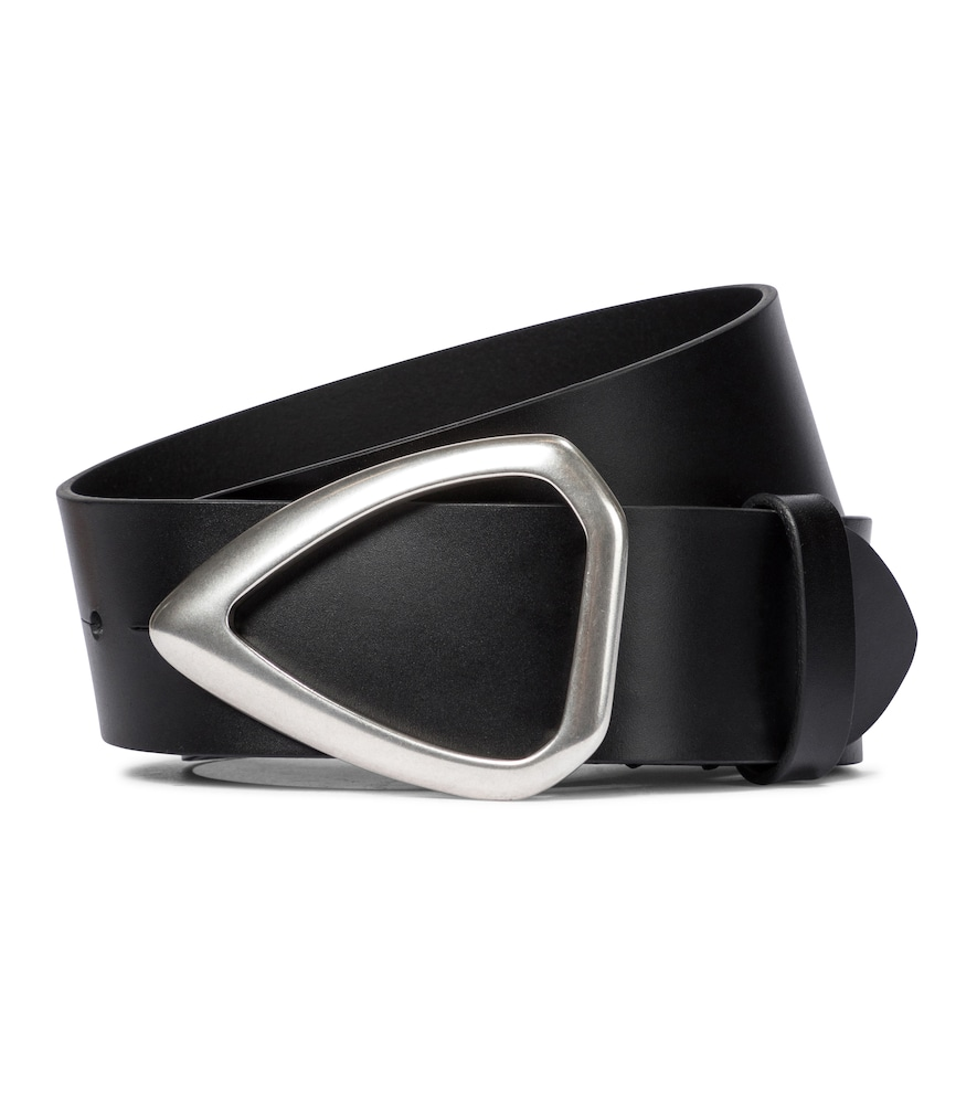 Isabel Marant Belts IDIANI LEATHER BELT