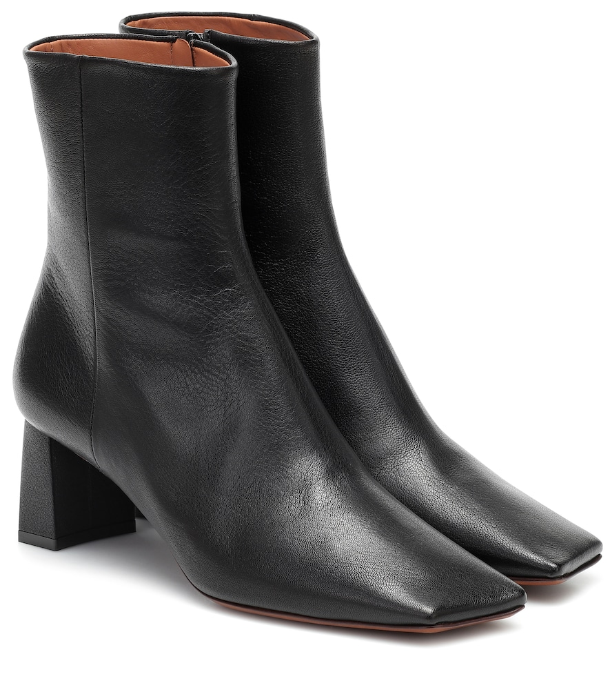 Bottines Boomerang en cuir - Vetements - Modalova