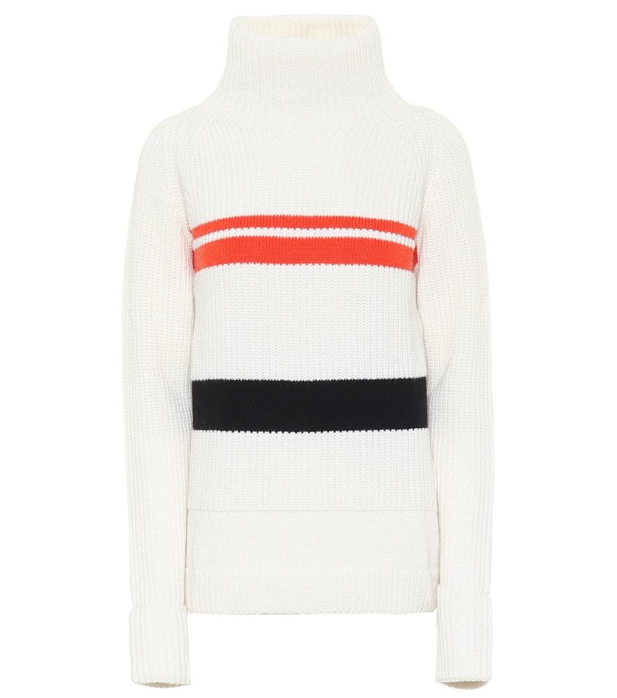 Adelia wool-blend sweater