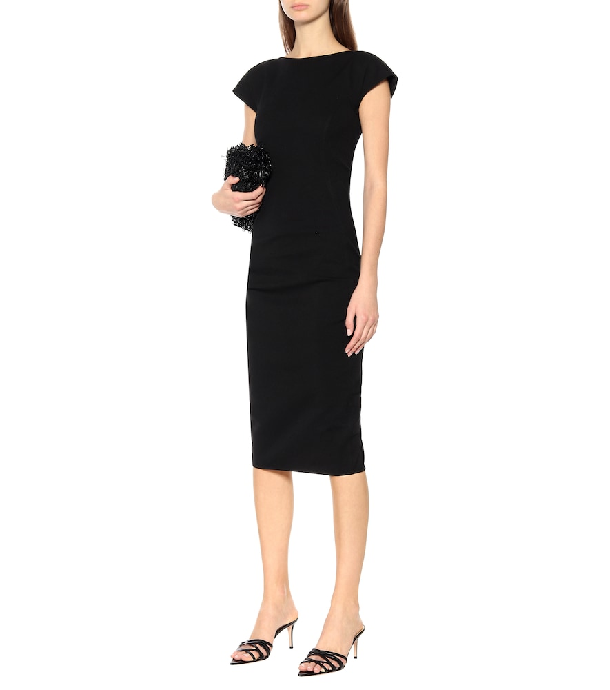 Easy Sarah stretch-twill dress by Rick Owens