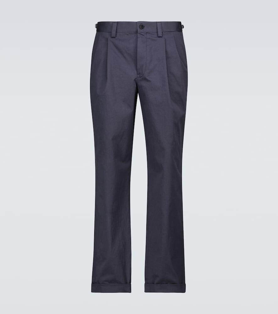 Sartorial work pants