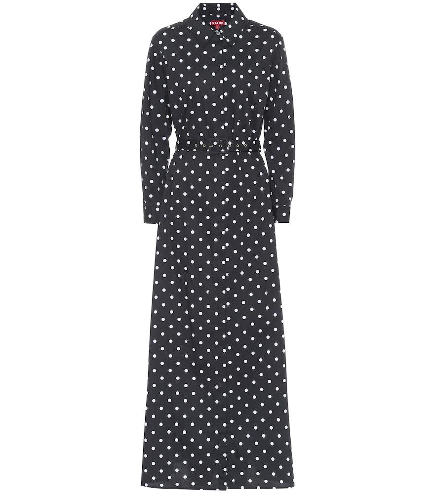 Robe longue Daisy en coton