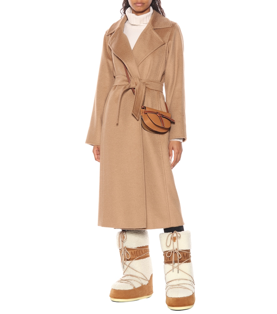 Classic shearling boots by Moon Boot