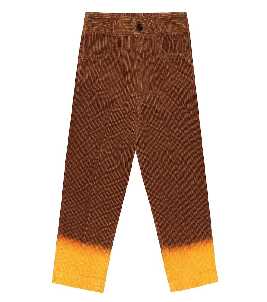 Pantalon Elephant en velours côtelé de coton