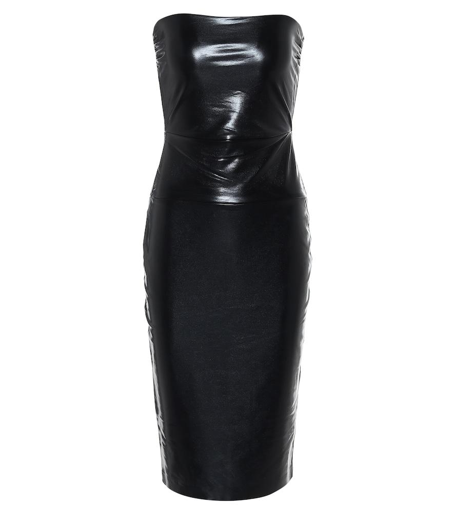 Robe bustier fourreau - Norma Kamali - Modalova