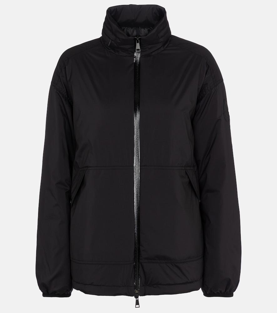 Menchib zip-through down jacket
