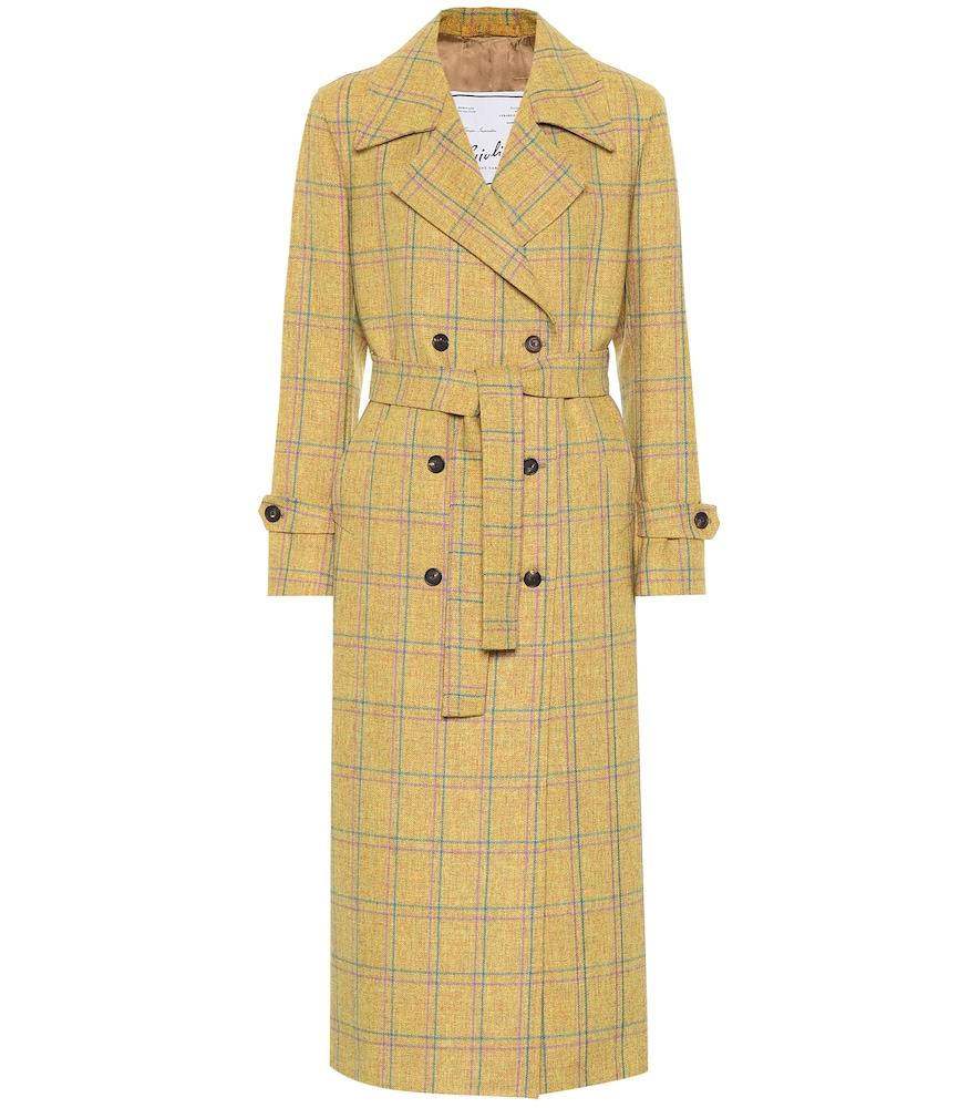 Manteau Christie en laine