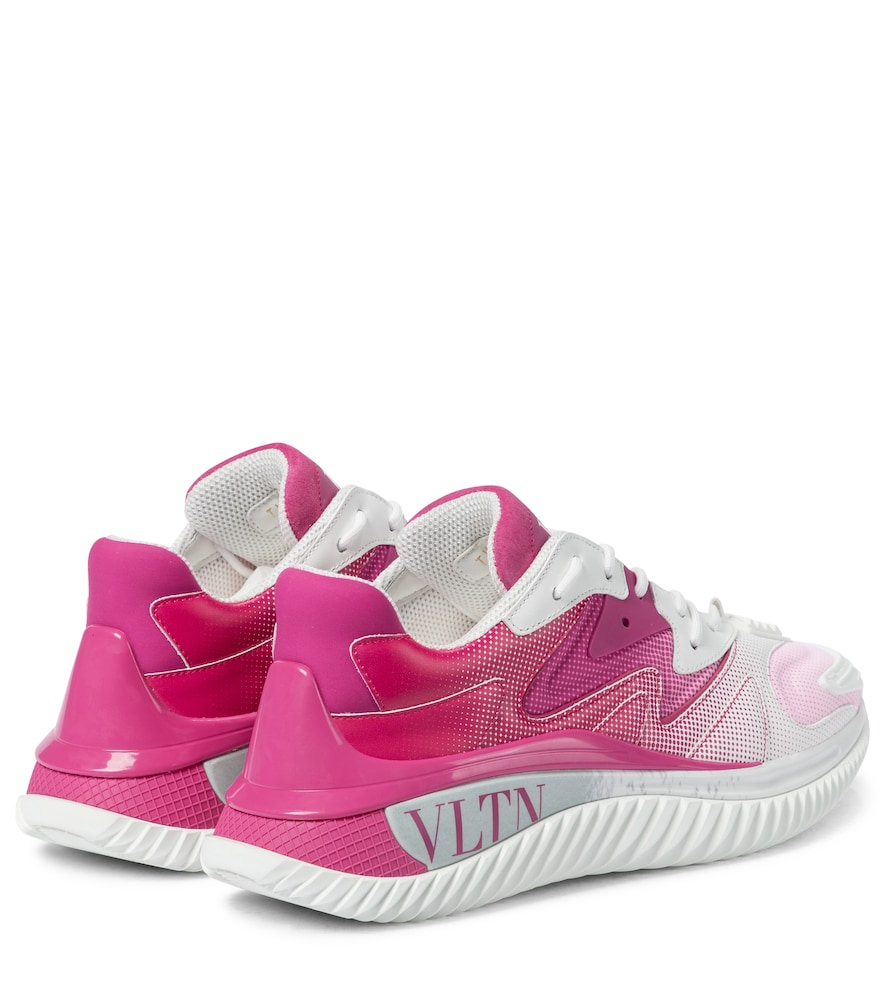 VALENTINO Leathers VLTN LEATHER SNEAKERS