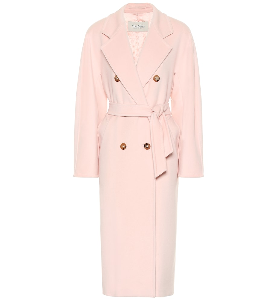 MAX MARA | Madame Wool And Cashmere Coat | Goxip