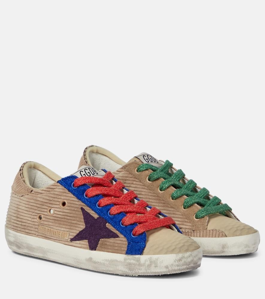 Exclusive to Mytheresa - Superstar corduroy sneakers
