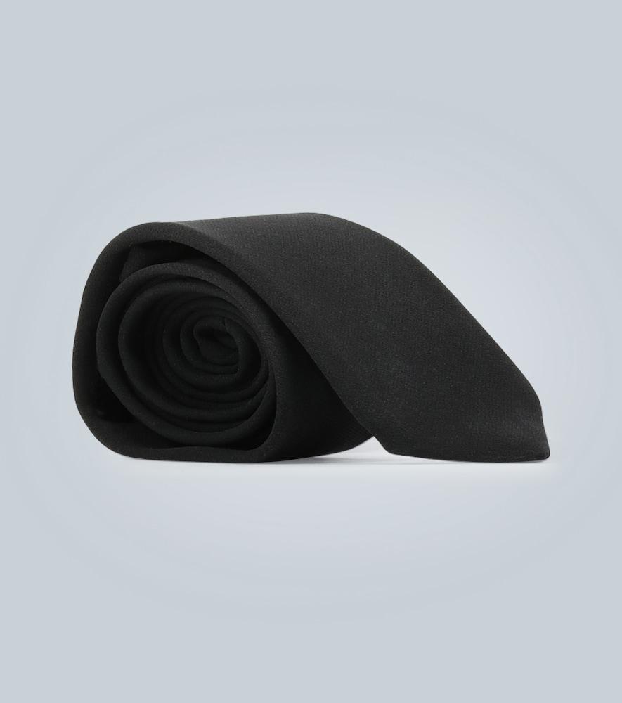 Cravate en soie - Gucci - Modalova