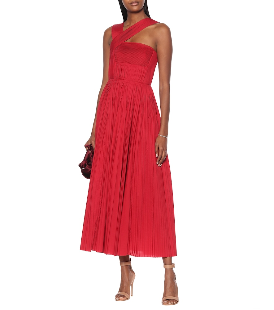 Exclusive to Mytheresa - Norah cotton midi dress by Gabriela Hearst