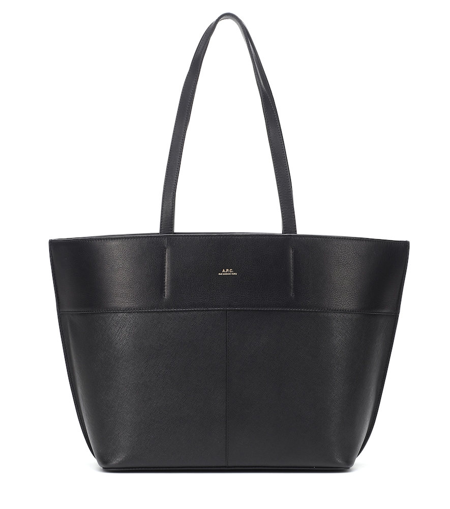 A.P.C. | Totally Leather Tote | Goxip