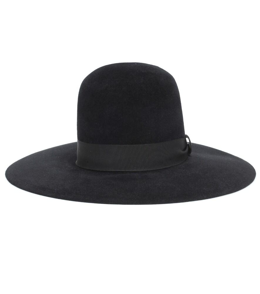 Chapeau en feutre - Dolce & Gabbana - Modalova