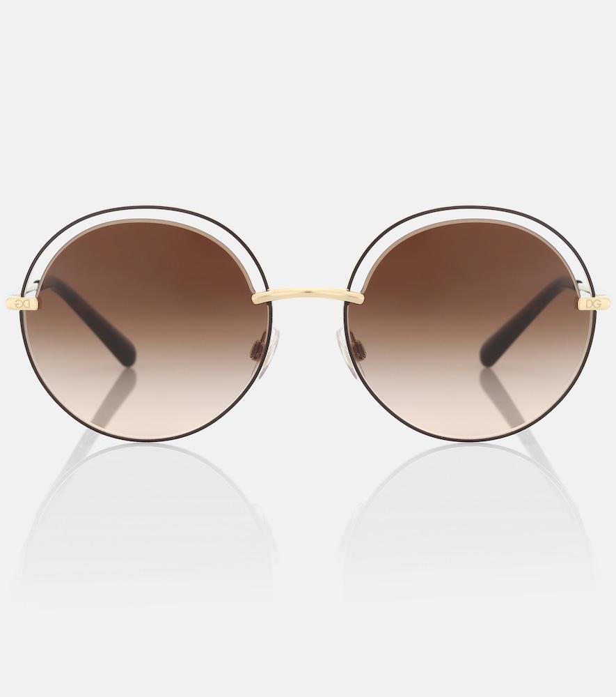 Dolce & Gabbana Sunglasses ROUND SUNGLASSES