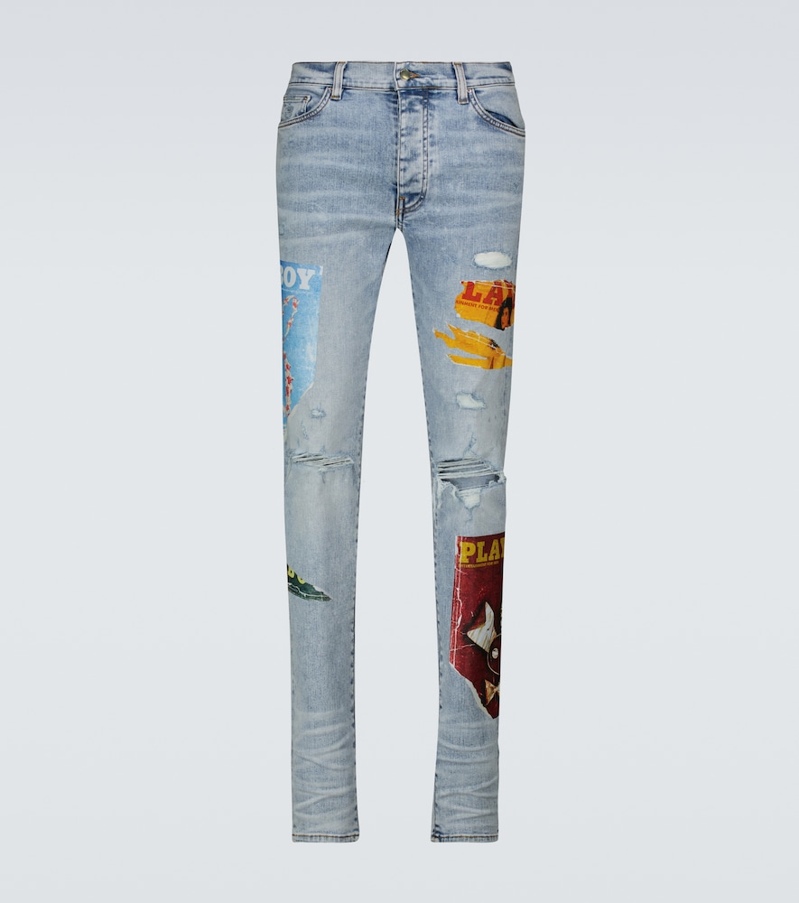 Playboy Magazine jeans