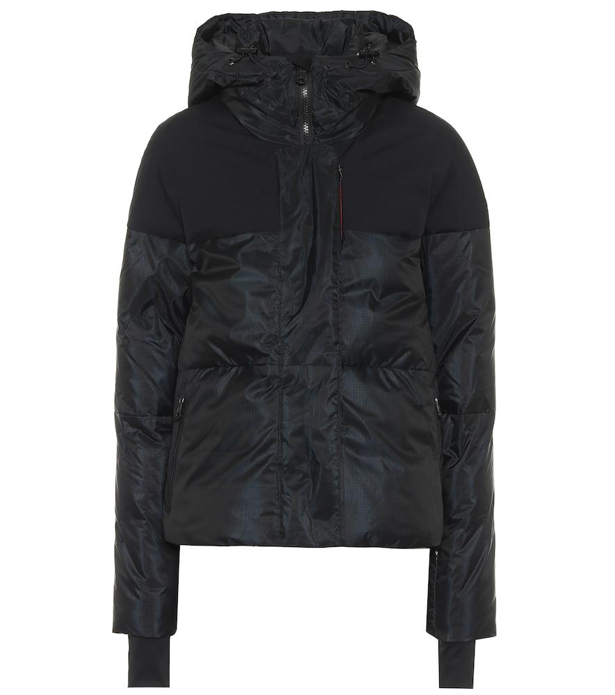 Lolita padded ski jacket
