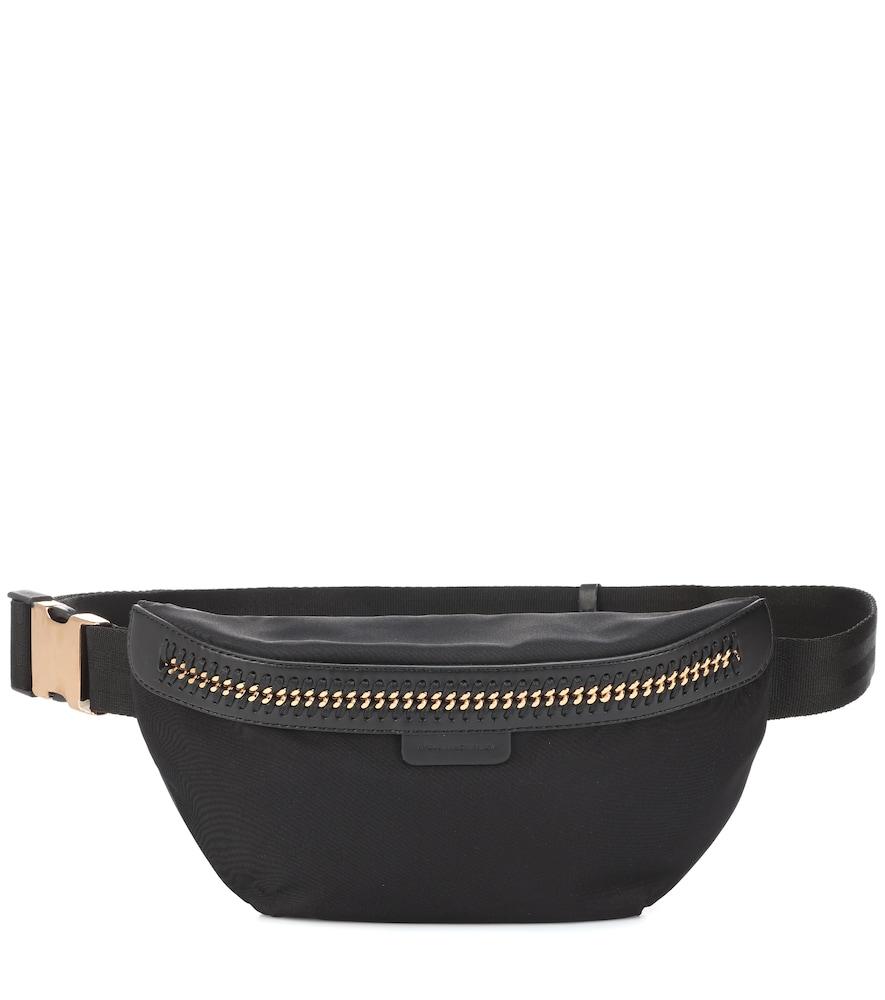 Falabella Go Belt Bag in 1000 Black