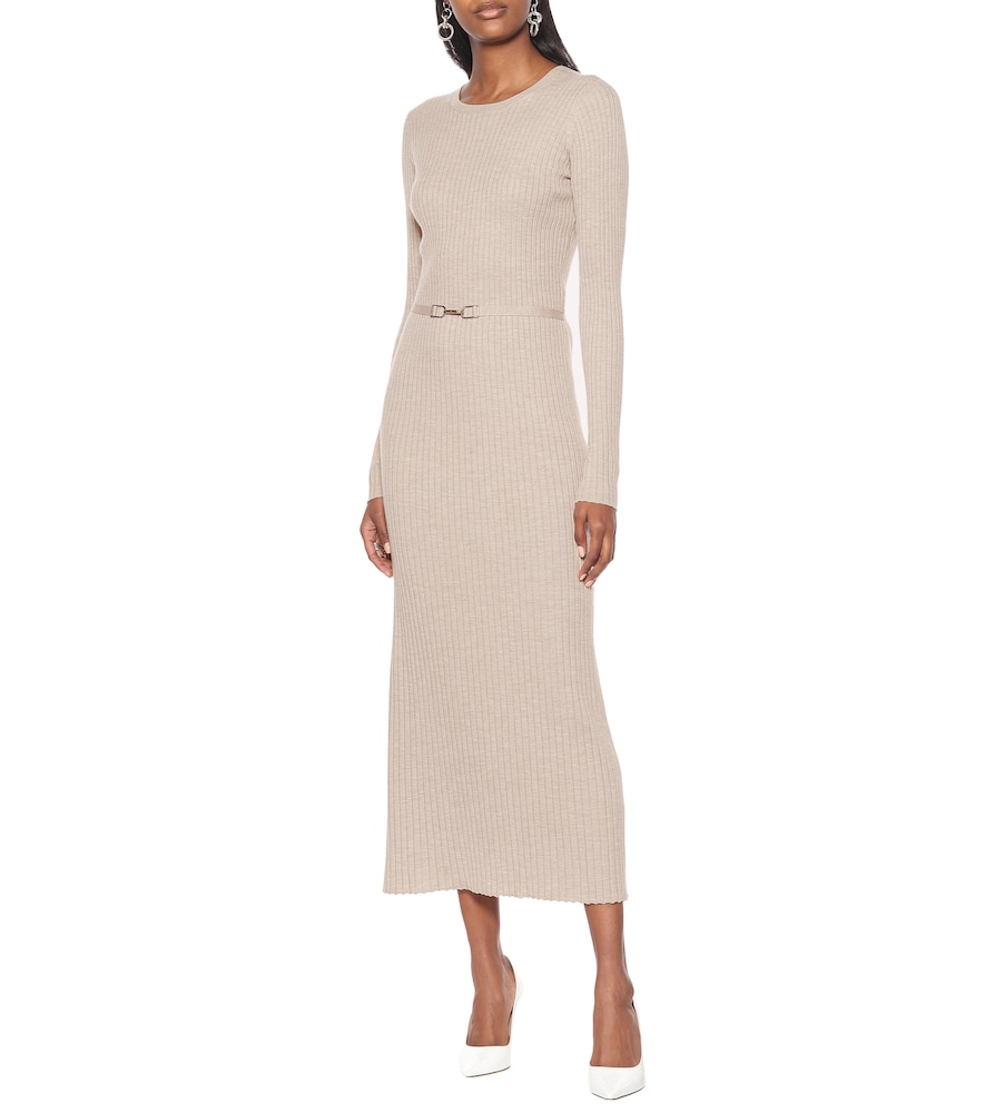 Exclusive to Mytheresa - Luisa wool and cashmere dress by Gabriela Hearst