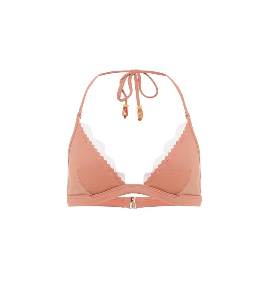 Haut de bikini triangle - Stella McCartney - Modalova